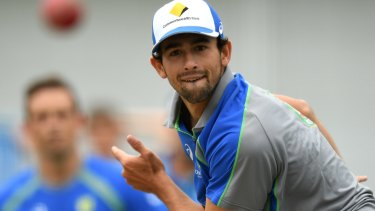 'Vague': Ashton Agar sarcastically suggested his drinks-carrying ability may have got him the axe from the ODI side.