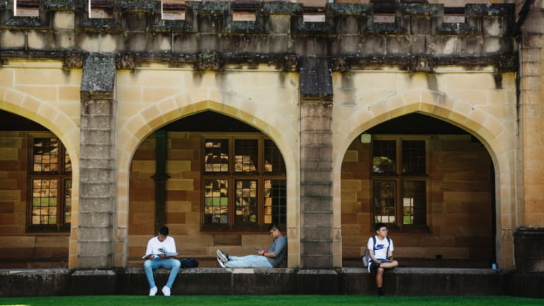 The University of Sydney is in negotations with the Ramsay Centre for Western Civilisation.
