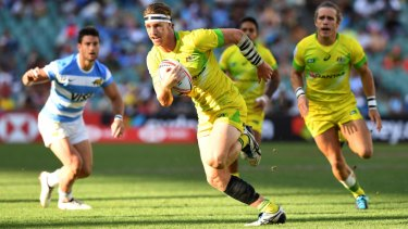 All-clear: Ben O'Donnell has been cleared to play in the Hamilton Sevens this weekend.