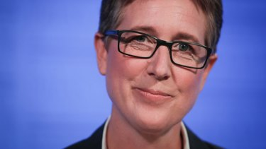 ACTU Secretary Sally McManus says she hopes the ABC refusal to allow her on its premises is a 'misunderstanding'.