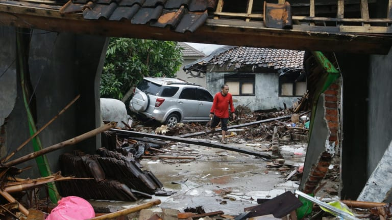 Image result for Tsunami Philippines