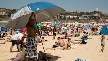 The first notable burst of spring heat will sweep across south-eastern Australia early next week, sending temperatures into the mid- to high-20s in Sydney by Wednesday.