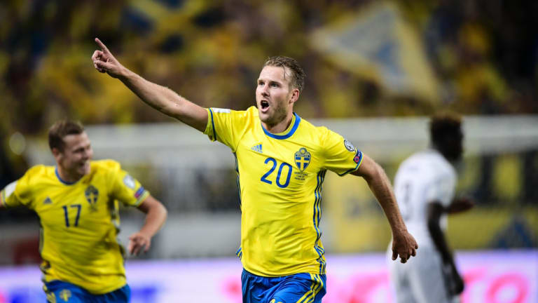Sweden's Ola Toivonen is set to link up with Victory in time for their pre-season camp.