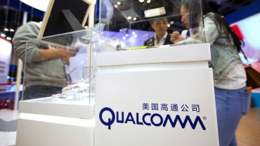 Qualcomm was also seeking damages of up to $US15 billion in lost revenue.