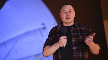 Elon Musk lasted a week in the university's PhD program before dropping out.