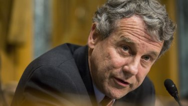 Senator Sherrod Brown, a Democrat from Ohio.