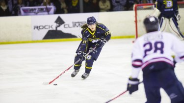 Canberra Brave leaving daylight for second in AIHL title race