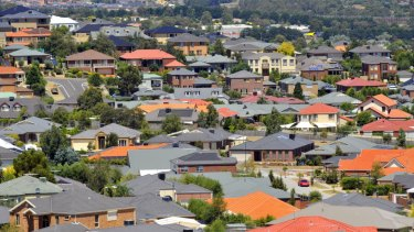 Most property experts are expecting a peak to trough fall in property prices in Sydney and Melbourne of between 15 and 20 per cent.