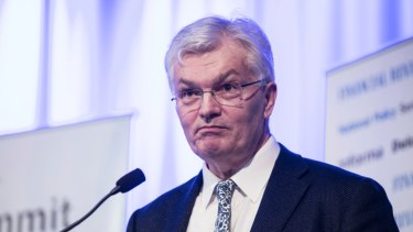 Former University of Melbourne vice-chancellor Glyn Davis.