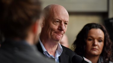 Tim Costello, Alliance for Gambling Reform.