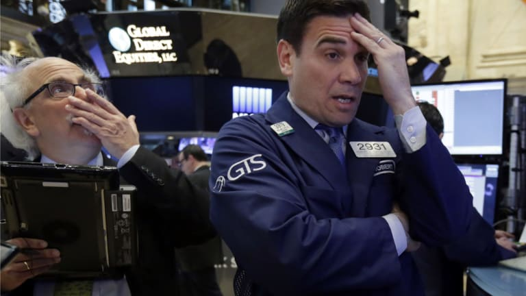Wall Street could be rocked by the midterms, fears Nobel prize winner.