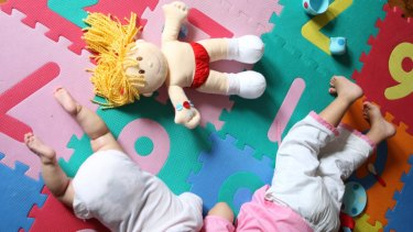 The United States is suffering a childcare drought.
