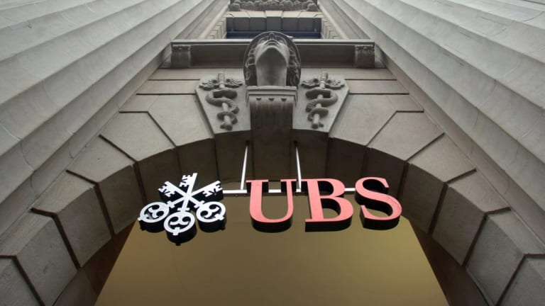 UBS said it will fight the Justice Department's claims.