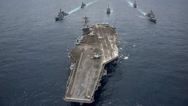America's primacy in the Indo-Pacific is at risk, a new report claims.