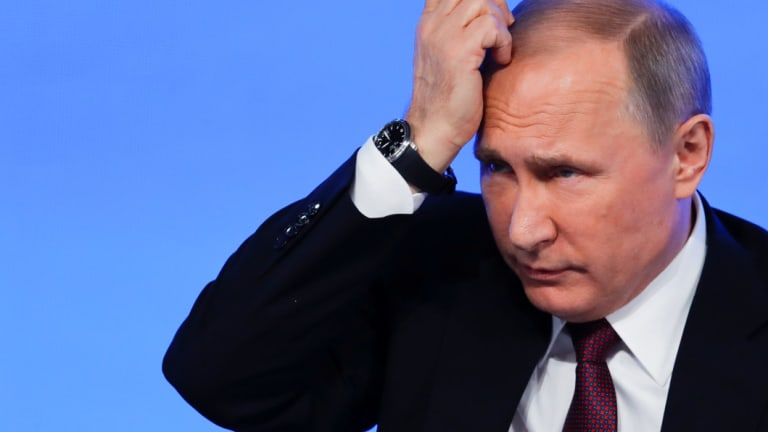 Vladimir Putin is on a crusade to lure back Russian capital from the West.