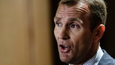 'The report observes that the best school systems are moving from standardised testing to a mix of more sophisticated evaluation measures': NSW Education Minister Rob Stokes has welcomed the Gonski 2.0 report.