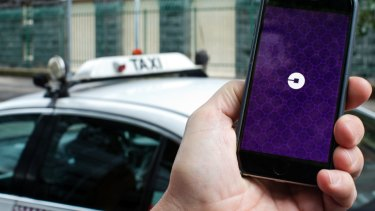 Ride-sharing services have been competing with taxis for more than four years.