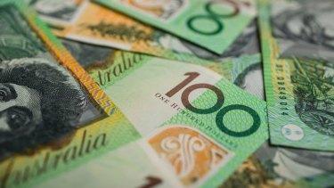 Falling interest on Australian debt is set to deliver Josh Frydenberg a windfall in next week's budget.