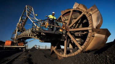BHP says coal and the climate fight can live together.