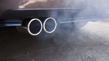 A new report says vehicle emissions cause 650 deaths a year in NSW.