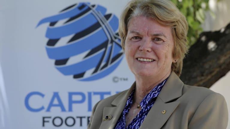 Former Capital Football boss Heather Reid has joined a new-look FFA board of directors.