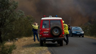 There are many apps and sites to assist you if you are living in an area prone to bushfires.