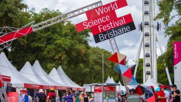 The World Science Festival Brisbane is in its fourth year, with the four-day program to offer a melding of science and art.