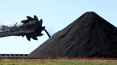 China has increased domestic coal levels by approving a swathe of new mines.