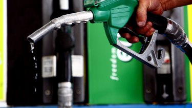 Petrol prices hit $1.445 a litre in the week leading up to the Easter holidays, rising more than 3.5 cents in just a seven-day period to a 22-week high.