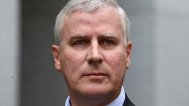 Nationals' federal leader Michael McCormack said every extremist would be purged.
