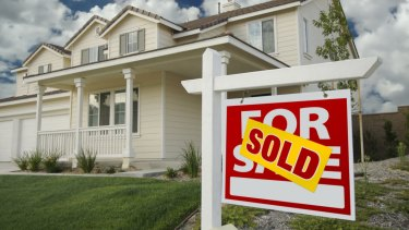 House values are falling as more properties stay on the market for longer, possibly pulling down the overall economy.