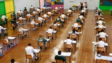 The lead-up to the release of exam results can be as stressful as the exams themselves.