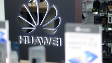 The government banned Huawei from using its equipment in Australia's 5G network rollout.