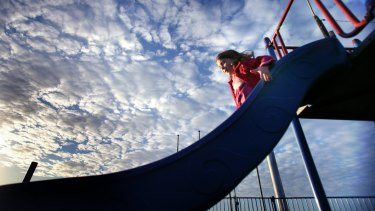 Children with regular access to fixed play equipment at home or in a nearby park have much higher rates of physical exercise.