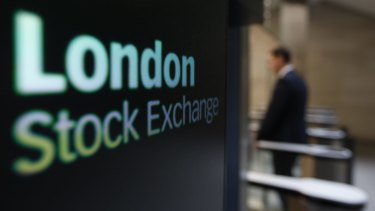 Refinitiv and the Hong Kong exchange are no in a bidding war for the LSE.