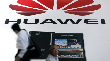 Huawei ban: Morrison government, spy chiefs urge UK to ban
