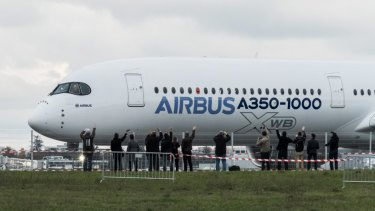 Europe's subsidies for Airbus planes provoke a US threat of $US11 billion of tariffs on EU exports.
