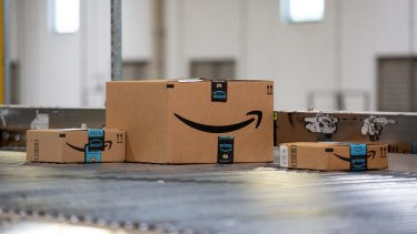 Amazon boxes will be winging their way to Australia once more.