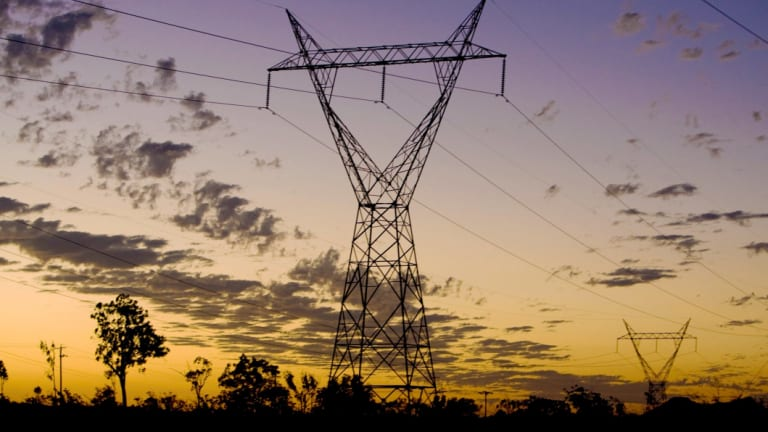 Lack of quality electricity supply was one area on which Australia was marked down.
