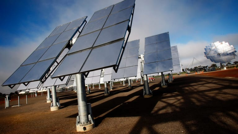 Why aren't we leading the world in solar energy?
