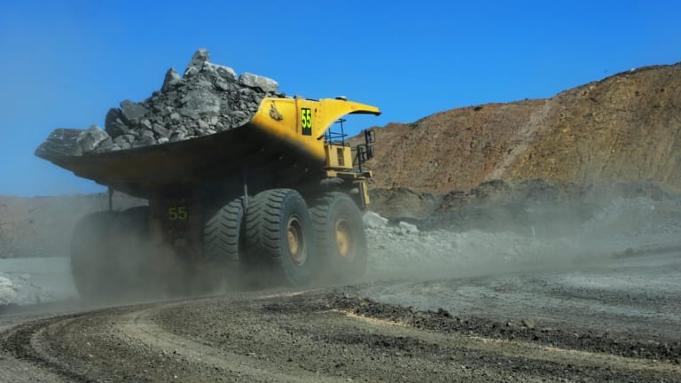 The resources sector is about 23 per cent of the ASX 200.