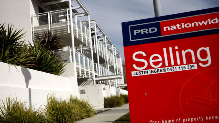 The Australian property market is cooling