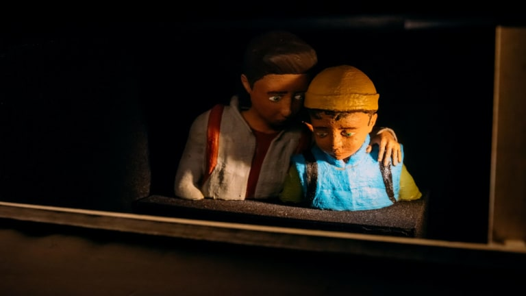 <i>Flight</I> brings Caroline Brothers' story of child refugees to a tiny stage