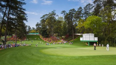 Augusta National Golf Club has tried to operate in secrecy for decades.