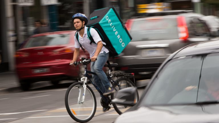 Deliveroo has told a number of employees it cannot find their contracts.