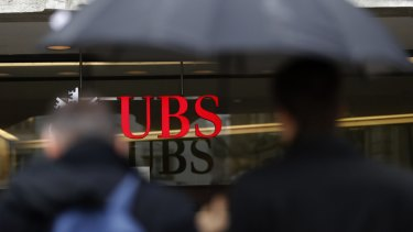 UBS in Switzerland announced last month that customers whose deposits exceed 2 million Swiss francs ($3 million) will need to pay an interest fee of 0.75 per cent after November.