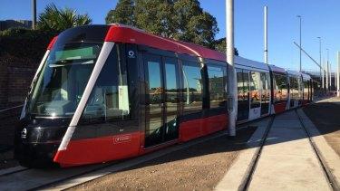 Sydney's light rail budget is off-the-rails.