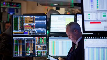 Bloomberg's data business is under a lot of pressure.