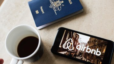 Travel giant Airbnb has filed an S-1 to list on the US Nasdaq.