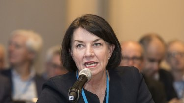 ABA chief Anna Bligh has called for Australia's lending laws to be relaxed.